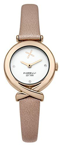 Fiorelli Womens Quartz Watch with White Dial Analogue Display and Pink Leather Strap FO009CRG One of Fiorellis ever popular watches, the Ladies Rose Gold Plated Nude Leather Strap Watch FO009CRG is another great example of a watches. Your Ladies Rose Gold Plated (Barcode EAN = 5024693132249) http://www.comparestoreprices.co.uk/december-2016-5/fiorelli-womens-quartz-watch-with-white-dial-analogue-display-and-pink-leather-strap-fo009crg.asp