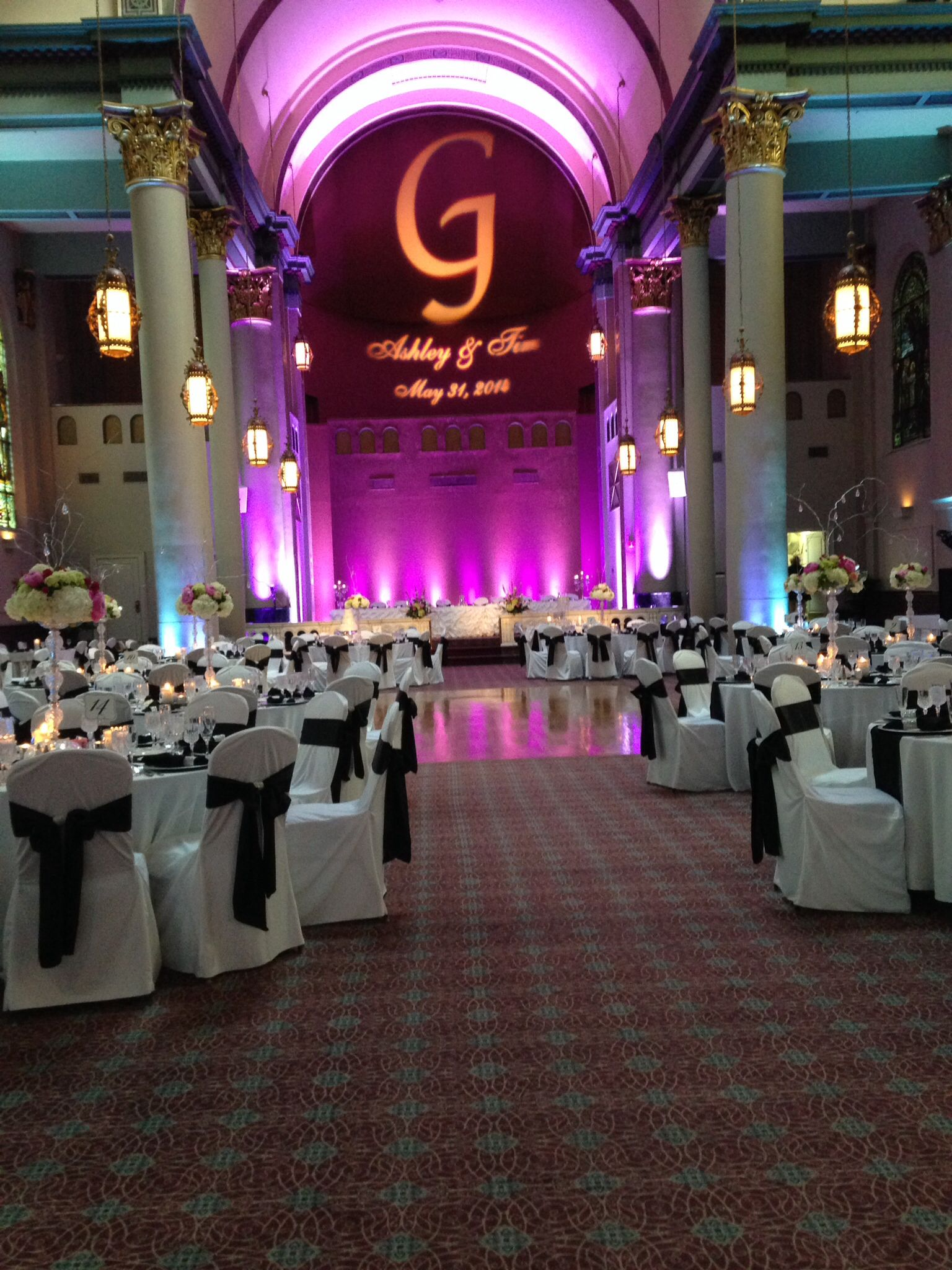 Pin by Pittsburgh's Grand Hall at The Priory on Weddings
