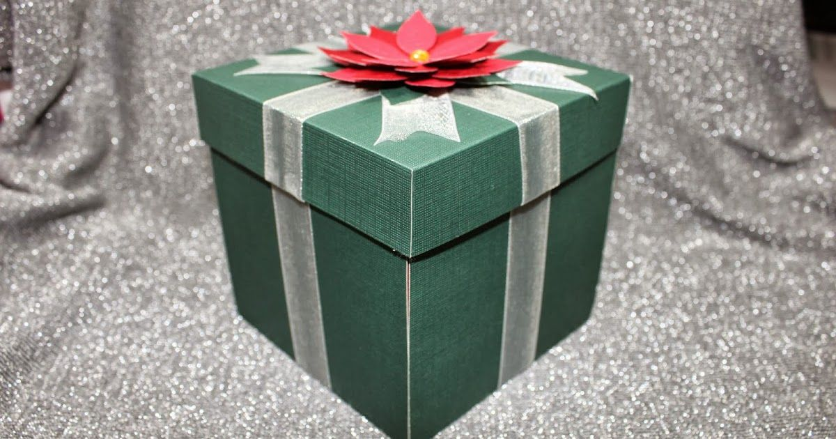 Hello and welcome to my exciting Friday Tutorial Post.  Today I would like to show you how to create an EXPLODING CHRISTMAS TREE BOX/CARD.  ...