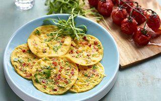 De lekkerste eiersalade ooit En zo eenvoudig om te makenTricolore omeletjes De lekkerste eiersalade ooit En zo eenvoudig om te maken