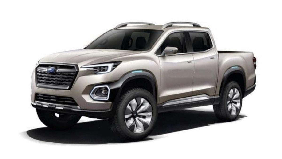 Subaru Baja Truck 2020 Concept Di 2020