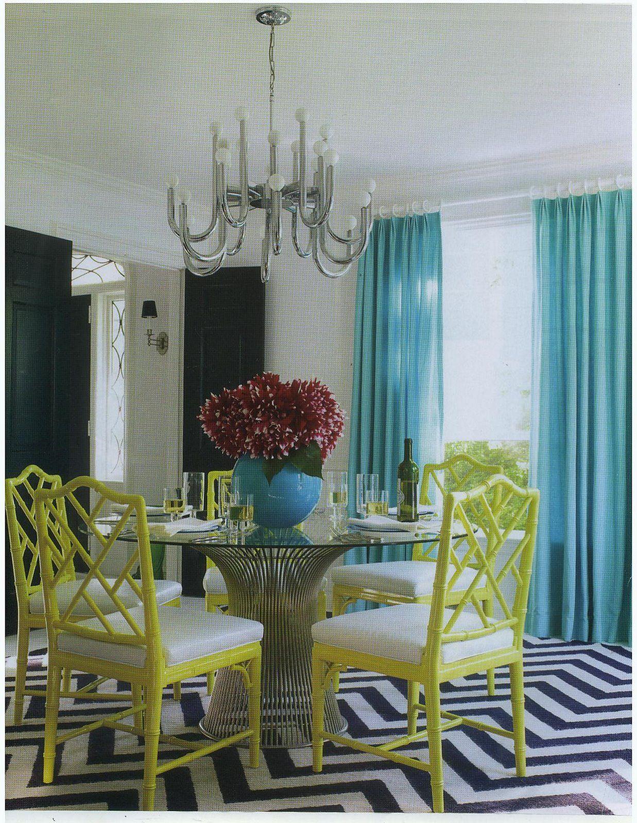 pops of color throughout | Interior Design | Pinterest | Teal ...