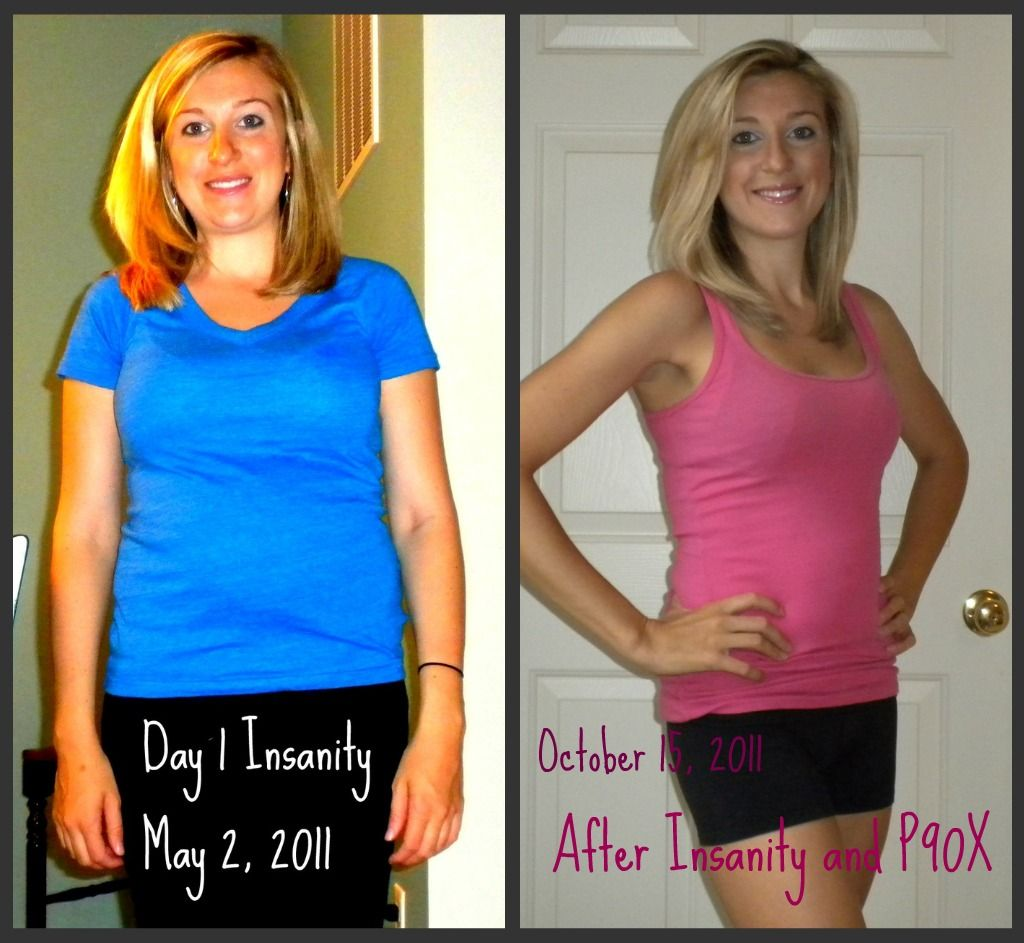 Weight Loss Before And After Women P90x P90x Women Before And After