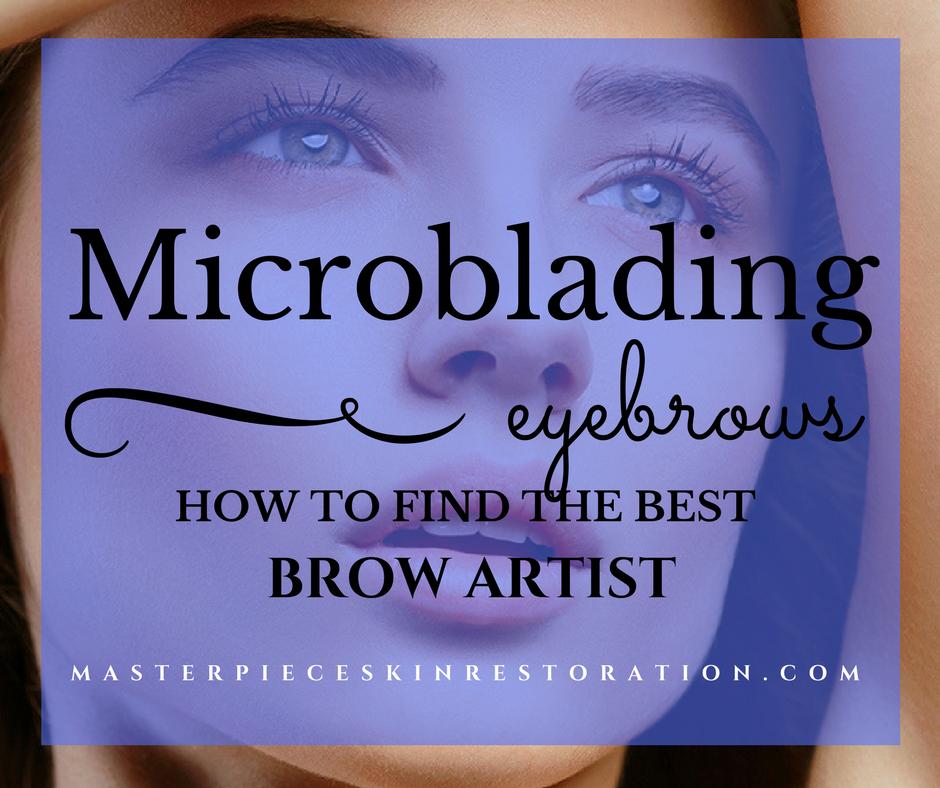 Microblading Eyebrows Microblading Eyebrows Cosmetic Tattoo And