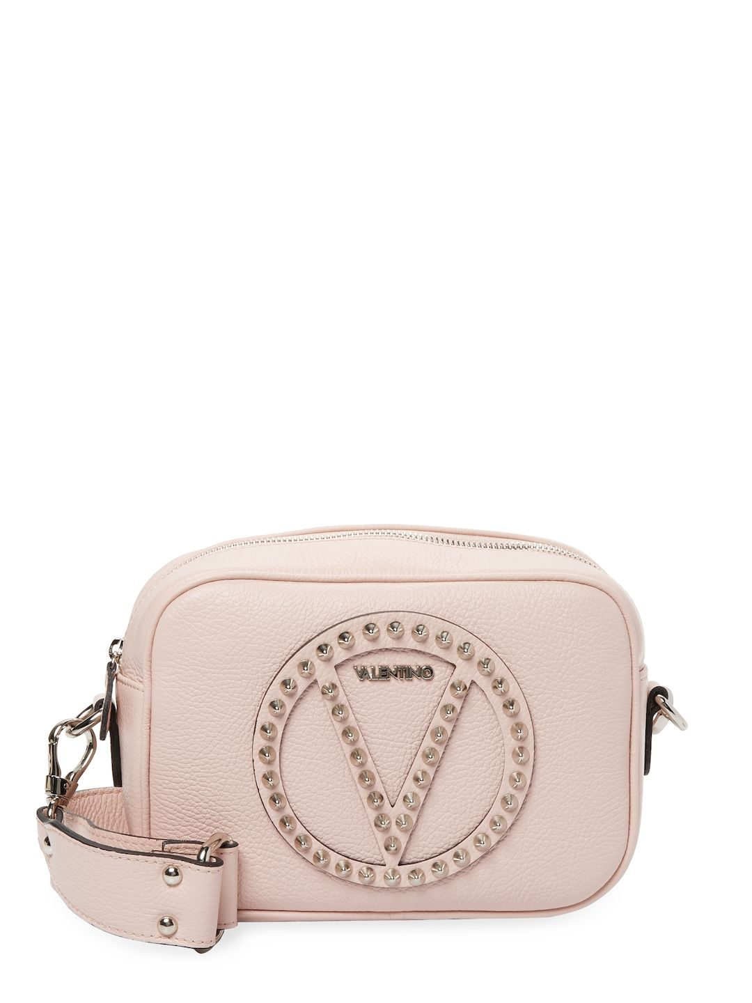 399358a280a VALENTINO BY MARIO VALENTINO MIA ROCK STUDDED CROSSBODY BAG.  #valentinobymariovalentino #bags #shoulder bags #leather #crossbody #