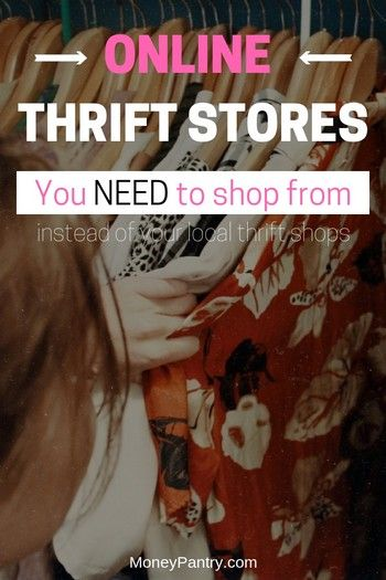 Are you shopping on these online consignment shops yet? You'll find some of the best deals on clothes and furniture on these internet consignment shops...