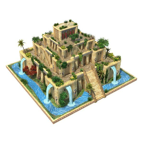 71f877d790006ba10fcf675747fd605e - What Was The Hanging Gardens Of Babylon Made Out Of