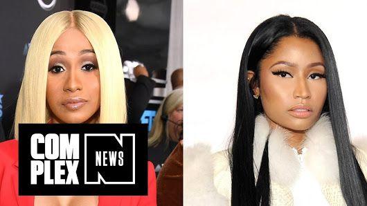 Cardi B Mixtape: Cardi B, Nicki Minaj, Nicki