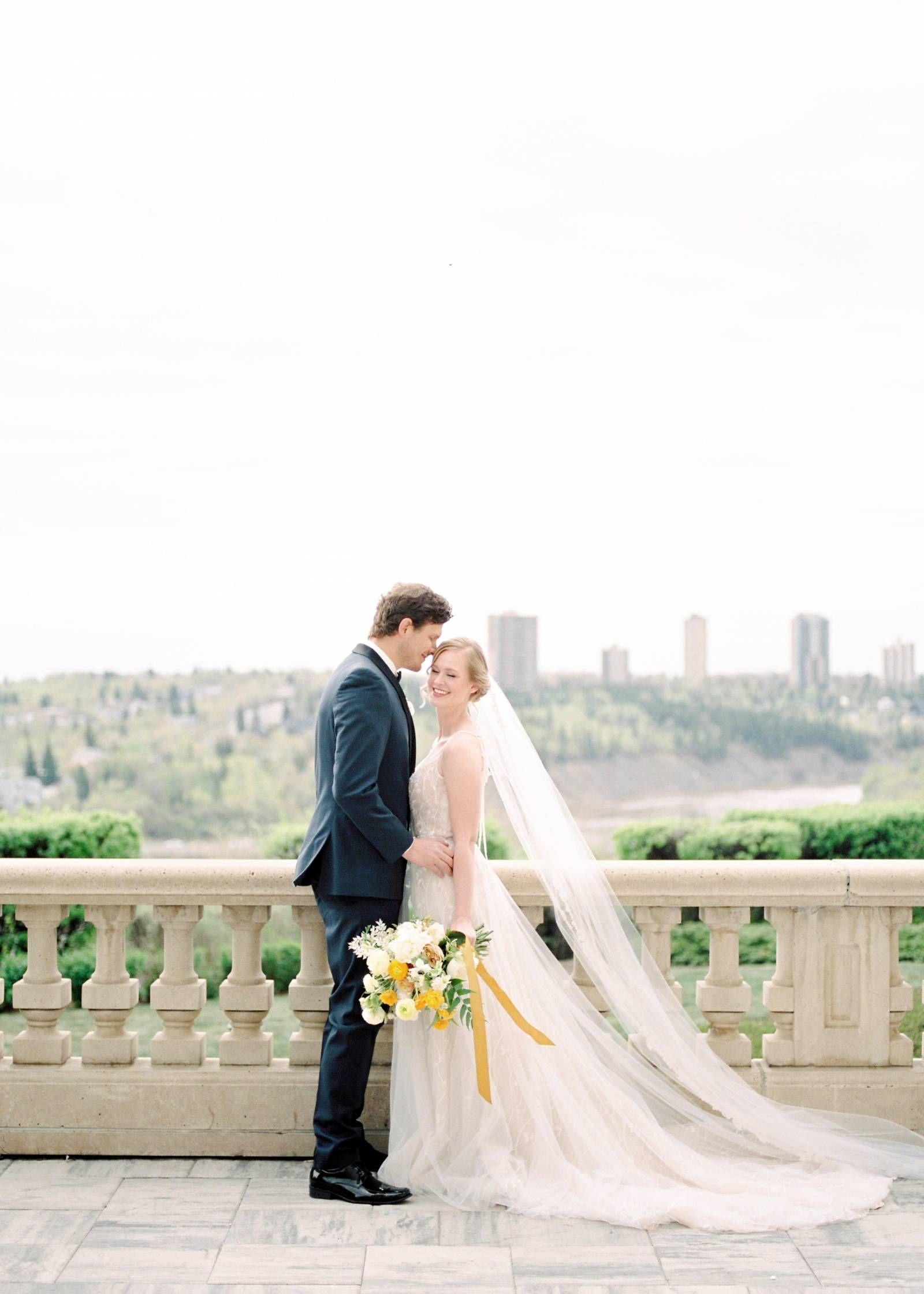 Edmonton Fairmont Hotel Macdonald Wedding Editorial Via Minted Photography In 2020 Edmonton Wedding Hotel Macdonald Fairmont Hotel