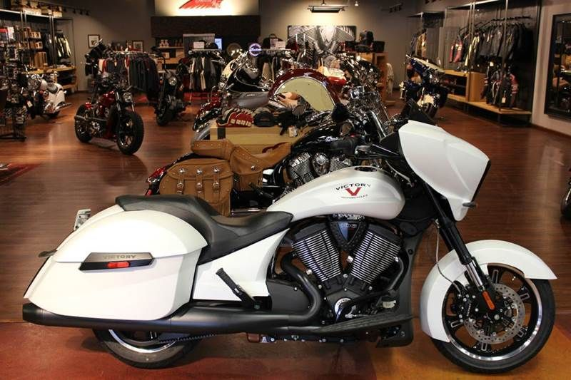2016 Victory Cross Country 8BALL SUEDE (FLAT) WHITE In