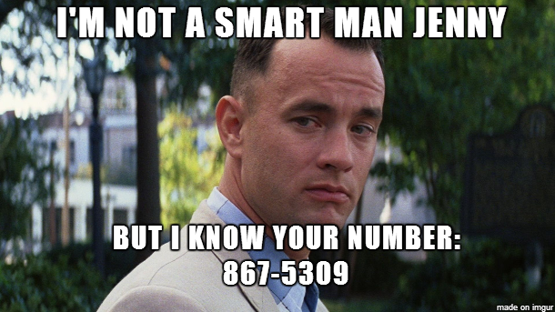 71f8aba57f5dc200d7e3678bb1d2a305 pix for \u003e forrest gump jenny meme greatest thing i've seen all