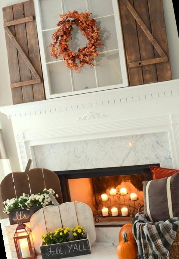 Photo of 32+ Inspiring Diy Rustic Fall Decor Ideas   Christmas Crafts Nook   2020