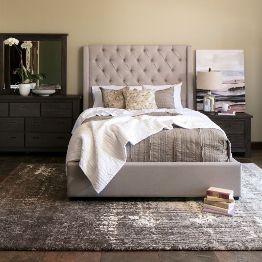 Parlee Bedroom Collection Jerome S Furniture Bedroom Sets Farmhouse Bedding Sets Bedroom Sets Queen