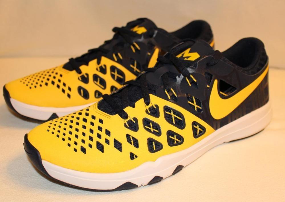 Men's Shoe Nike Train Speed 4 (Michigan) 844102-417