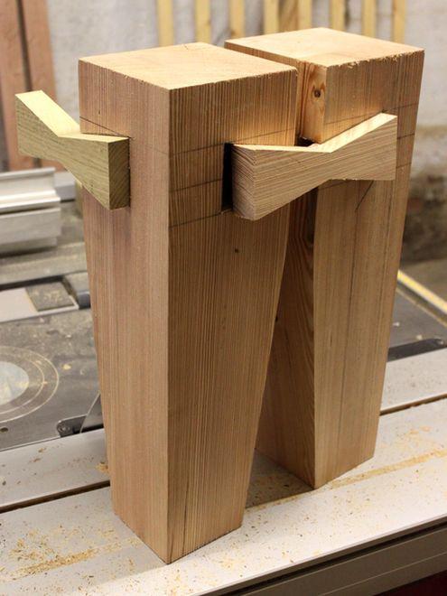 Neues Aus Der Werkstatt Von Schwalbenschwanzen Und Das Zinken Holzharztisch Handgefertigte Mobel Holzverbindungen