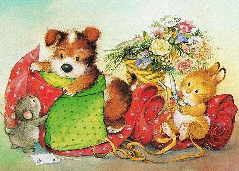 Детские открытки С днем рождения Lisi Martin. Обсуждение на LiveInternet - Российский Сервис Онлайн-Дневников