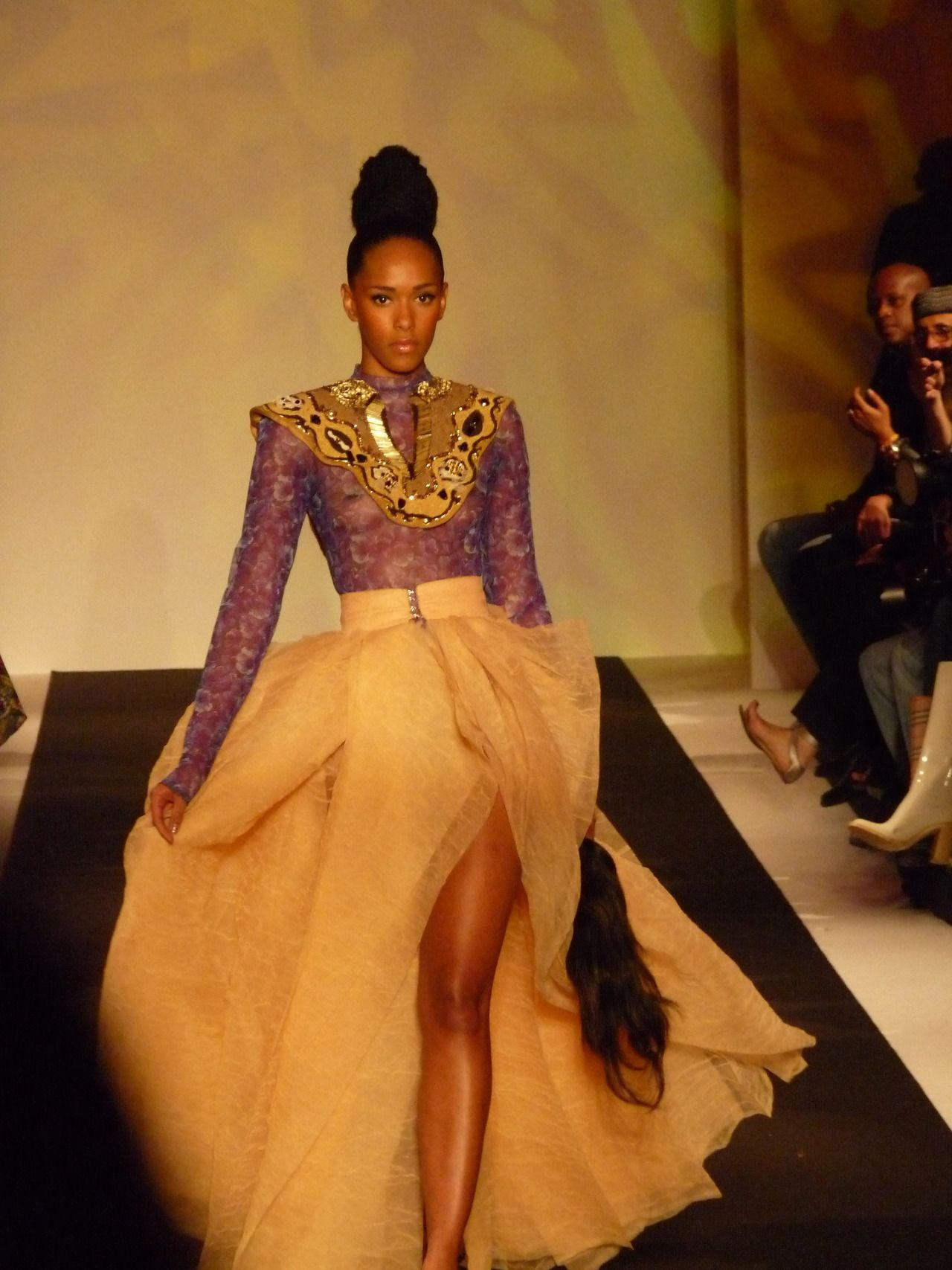 African Haute Couture Dresses
