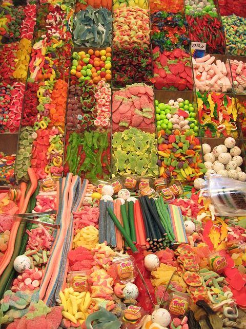 Candy, Şekerleme, Şeker, Lezzetli, Çikolata, Red, Pembe