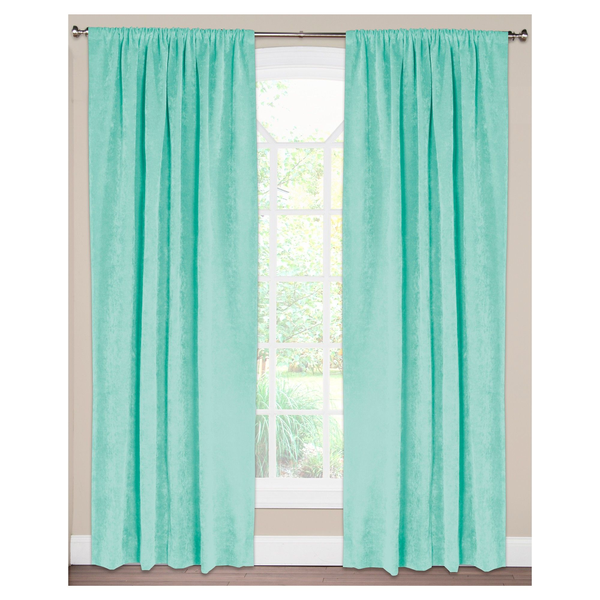 Siscovers Padma Spa Curtain Panel Padma Spa 52 X 96 Panel Curtains Solid Curtains