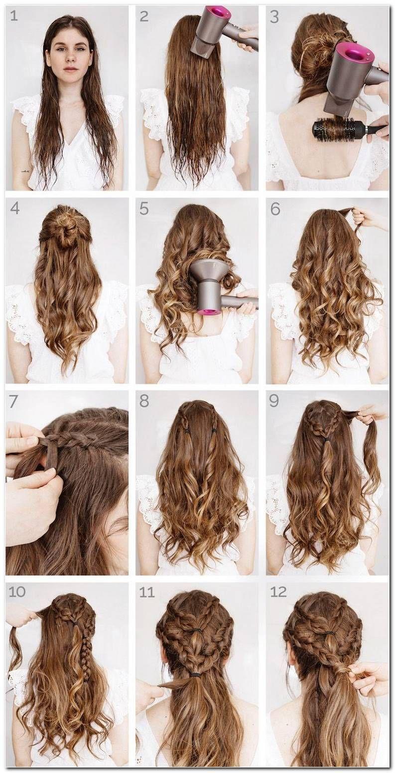 Frisuren Alltag Lange Haare in 12  Renaissance hairstyles