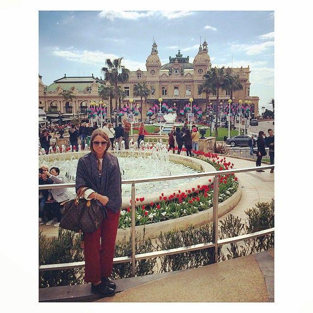 #Casino au revoir cote d' azur  from #Montecarlo #Monaco