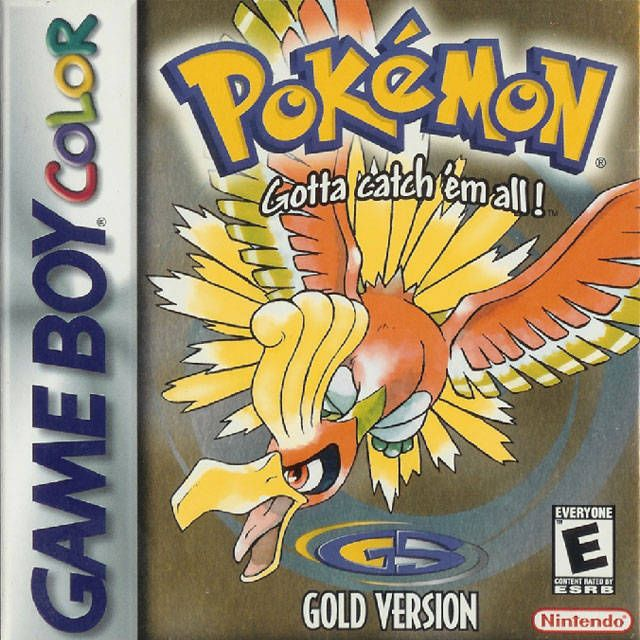 Pin By Katrina On Video Games Playing Played Gold Pokemon Pokémon Gold And Silver Pokemon Silver