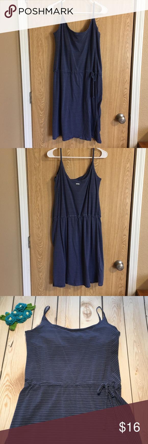 Columbia Women S Striped Summer Dress Summer Dresses Striped Dress Summer Dresses [ 1740 x 580 Pixel ]