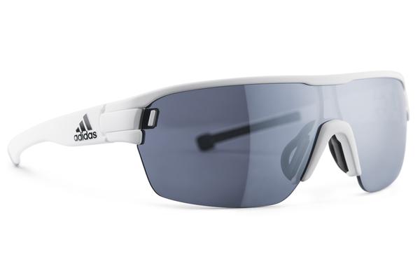 95f6163e36 Adidas - Zonyk Aero White Matte Chrome Sunglasses