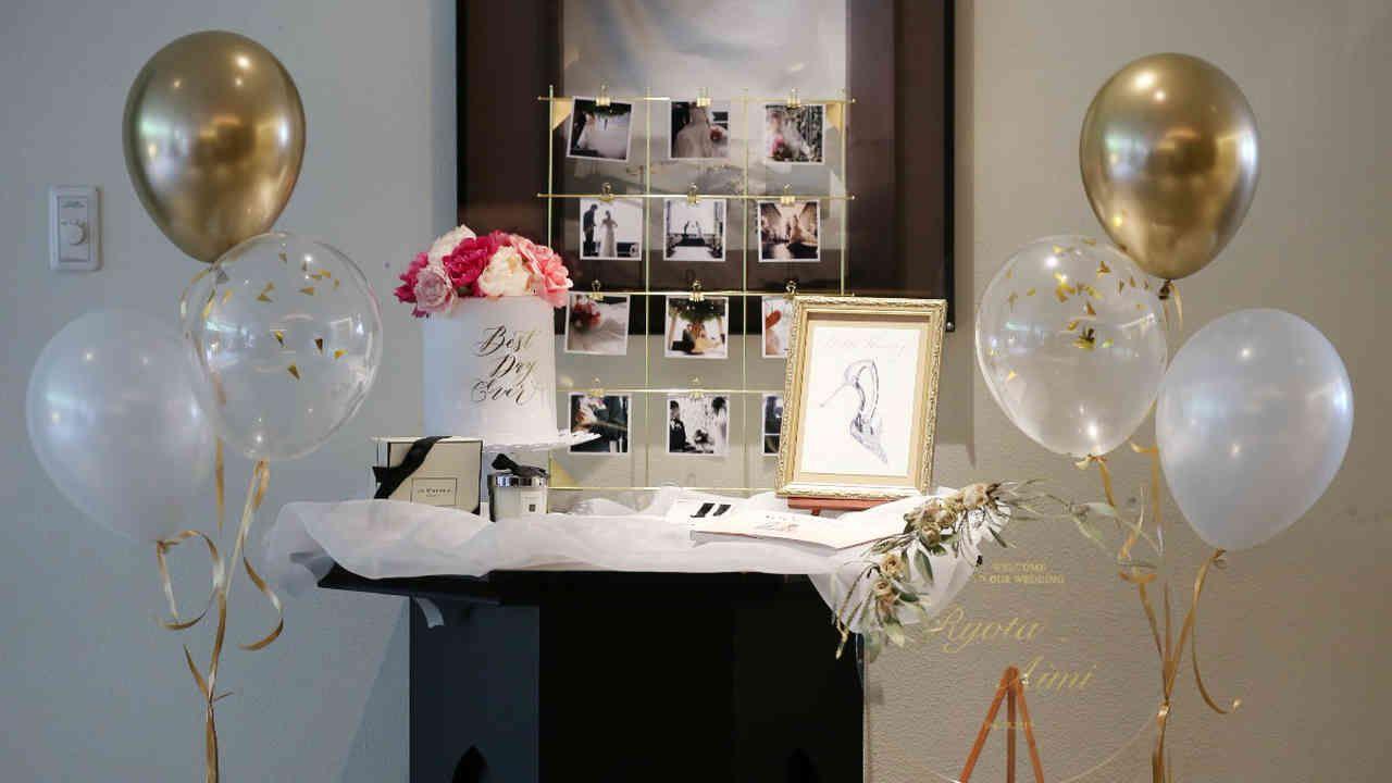 Photo of 大人花嫁のための*最新ウェルカムスペースアイデア16選   みんなのウェディングニュース