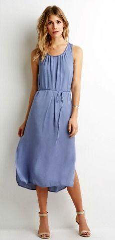 9 Best Travel Dress Styles For Summer Travel Dress Midi Dress Style Pleated Midi Dress