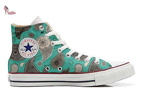 Converse All Star Hi chaussures Personnalisé et imprimés