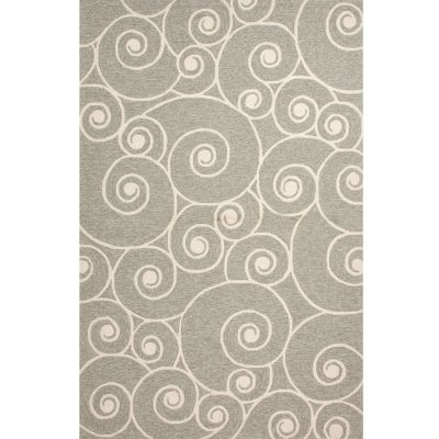 Coastal Living Nautilus 5x7.6 By Jaipur Outdoor Rugs Only $345