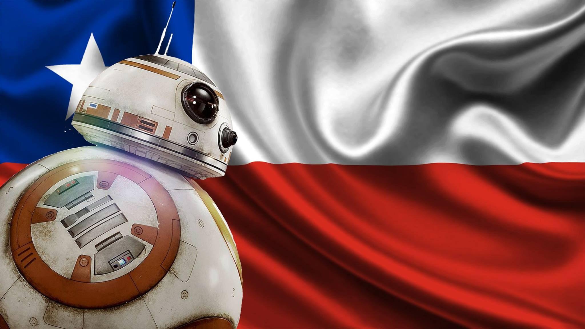 BB-8 Chili