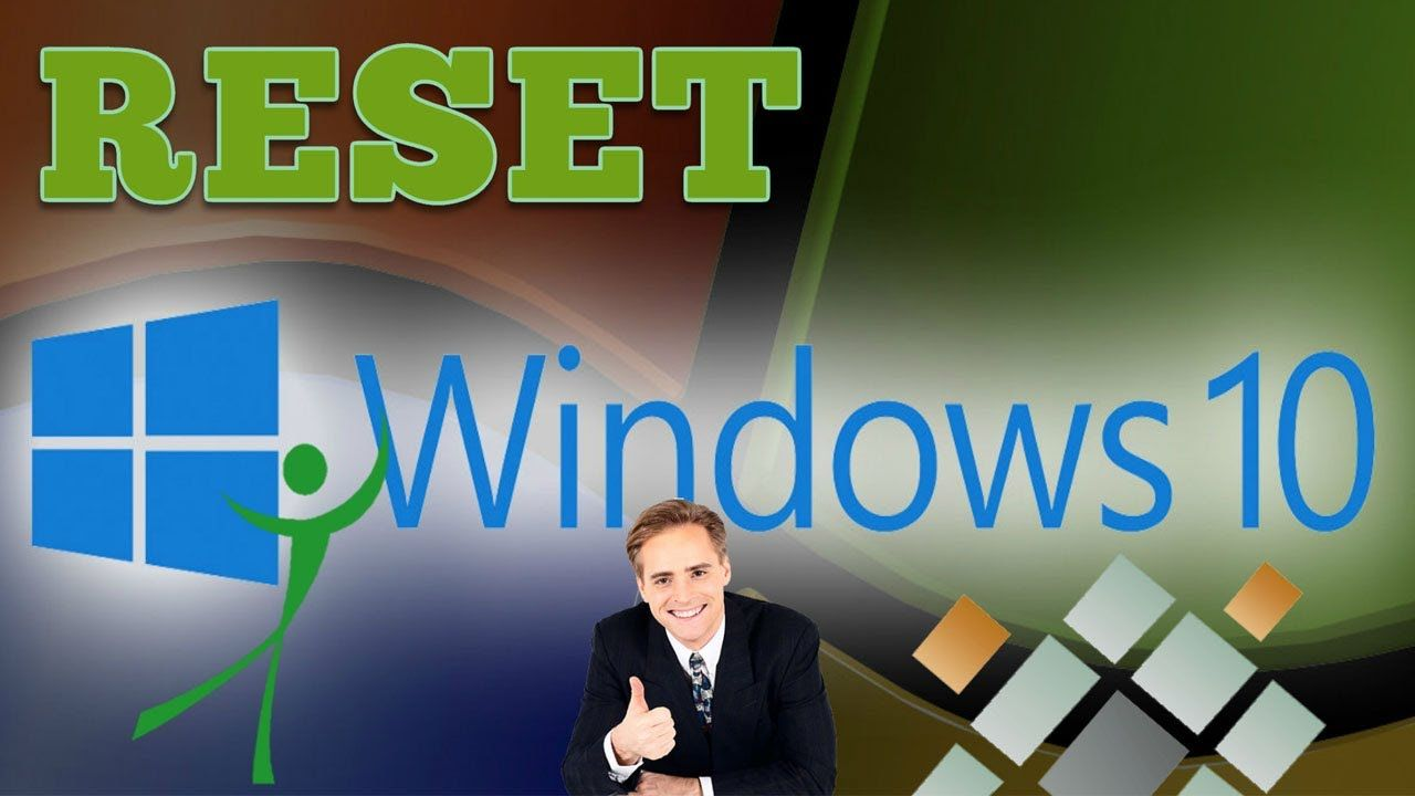 PC Reset/Reset Windows to original Factory Settings/PC ...