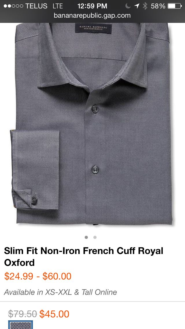 Have so many cuff links! Need more French Cuff dress shirts