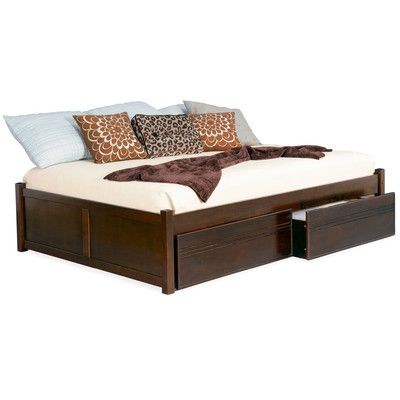 Found it at Wayfair - Lexington Platform Bed | LLroom | Pinterest