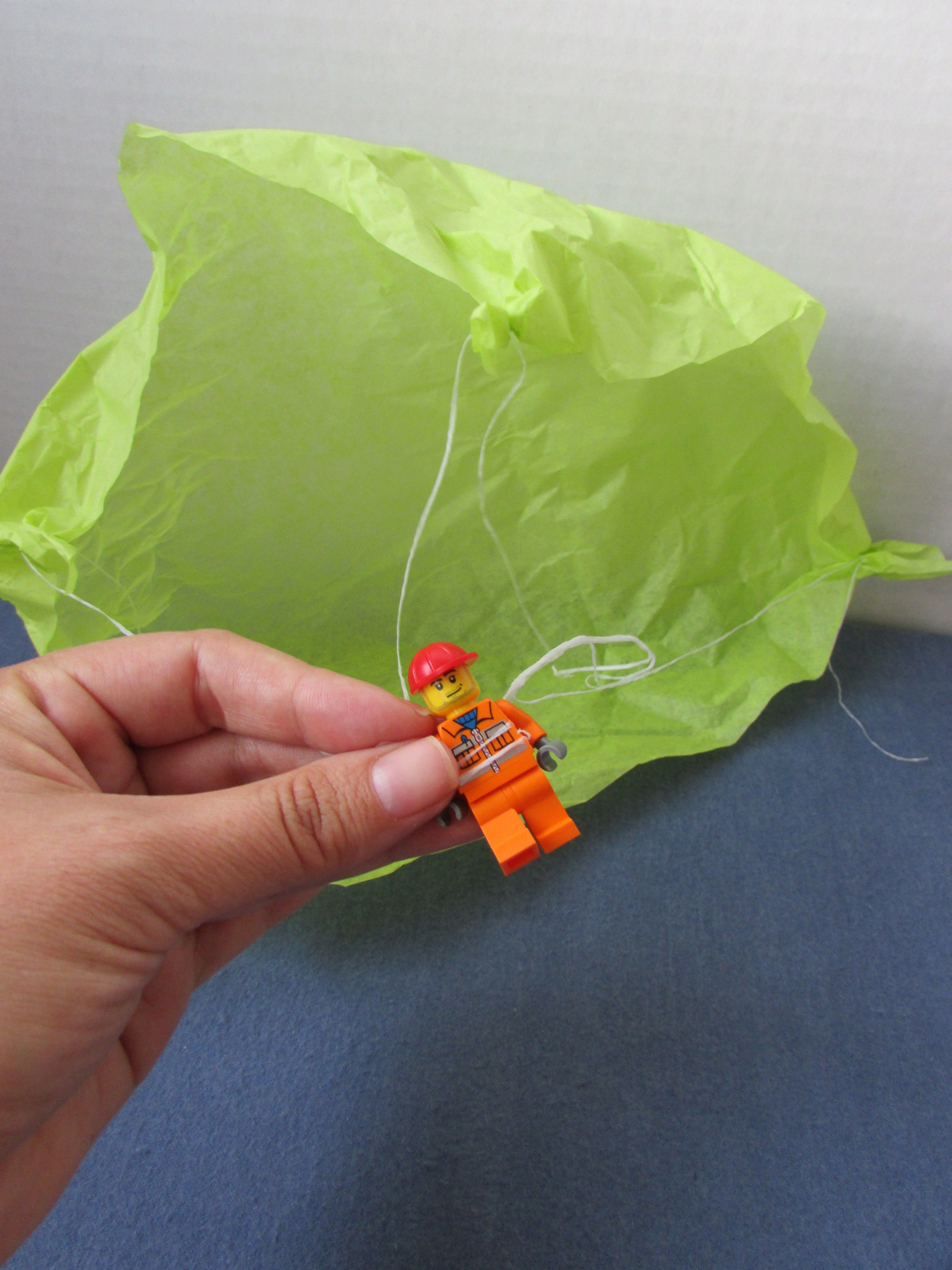 Jack And The Parachute In Pictures Stem Challenges Stem Activities