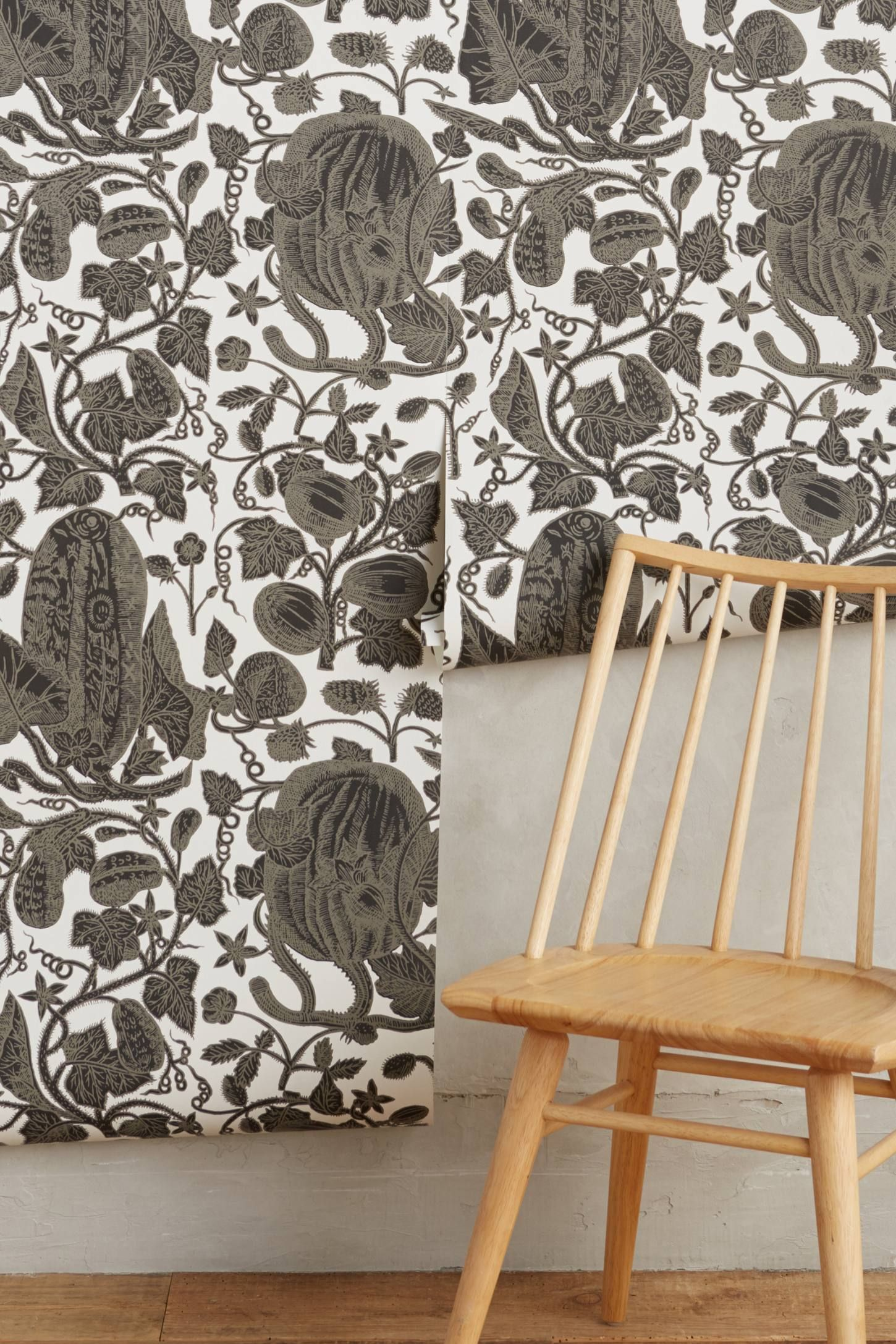 Shop the Featherlight Wallpaper and more Anthropologie at