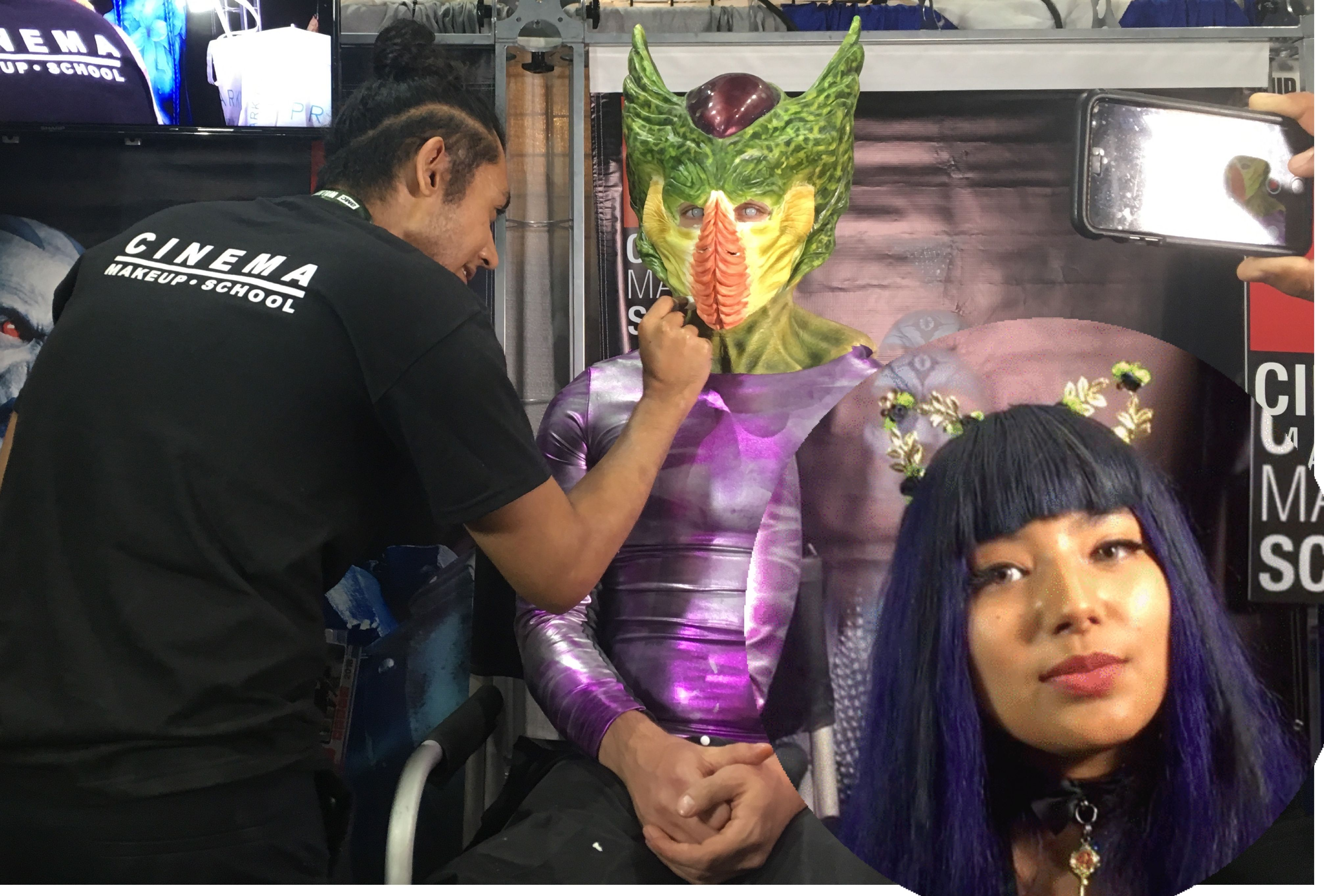 Top 10 Special Effects Makeup Schools in the USA Special