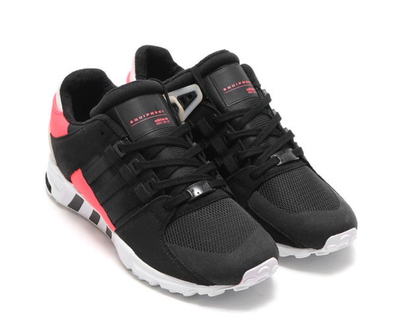 adidas eqt support 93 17 core black turbo reduction