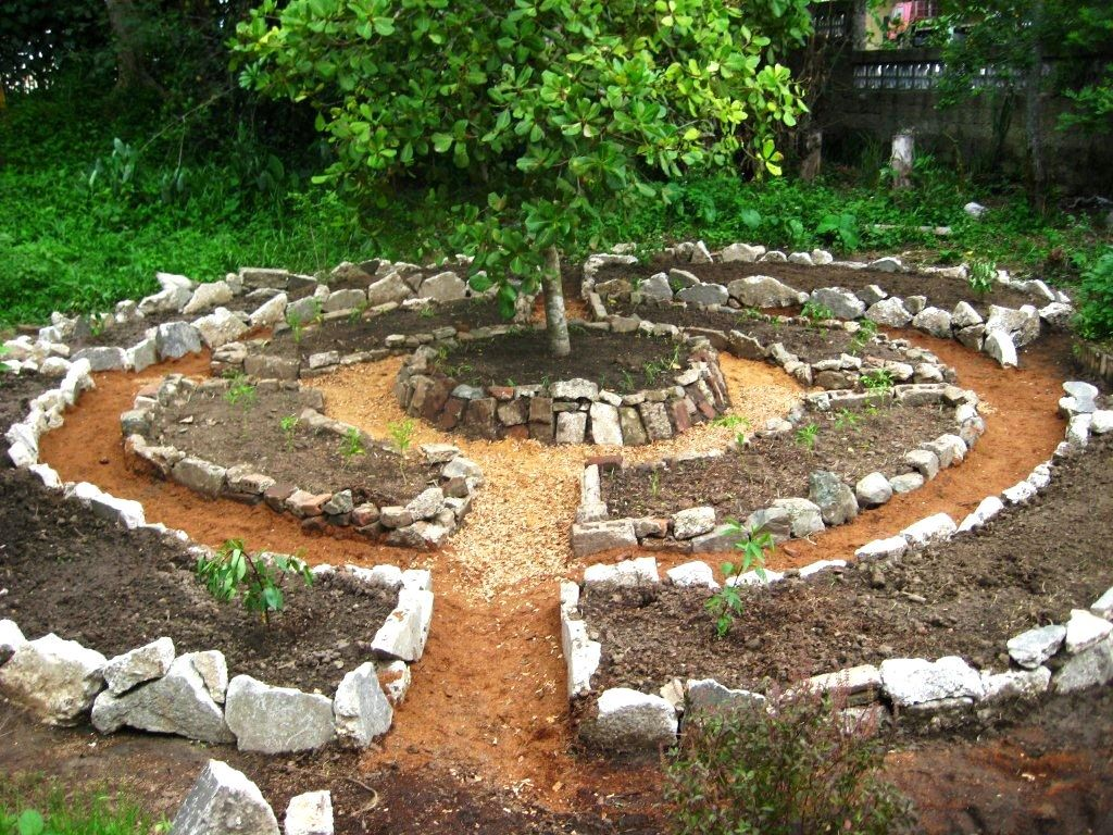 Raised vegetable gardens - Raised Vegetable Garden Stone Decorating Ideas Cute Picture Of Small Garden Landscaping Design