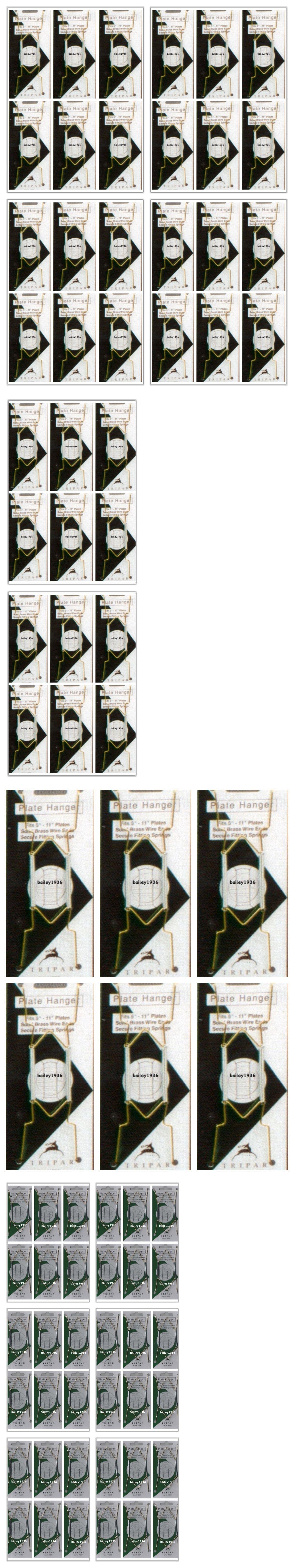 Plate Racks and Hangers 31588 (24) Plate Hangers 5 - 11 Expandable Added  sc 1 st  Pinterest & Plate Racks and Hangers 31588: (24) Plate Hangers 5 - 11 Expandable ...