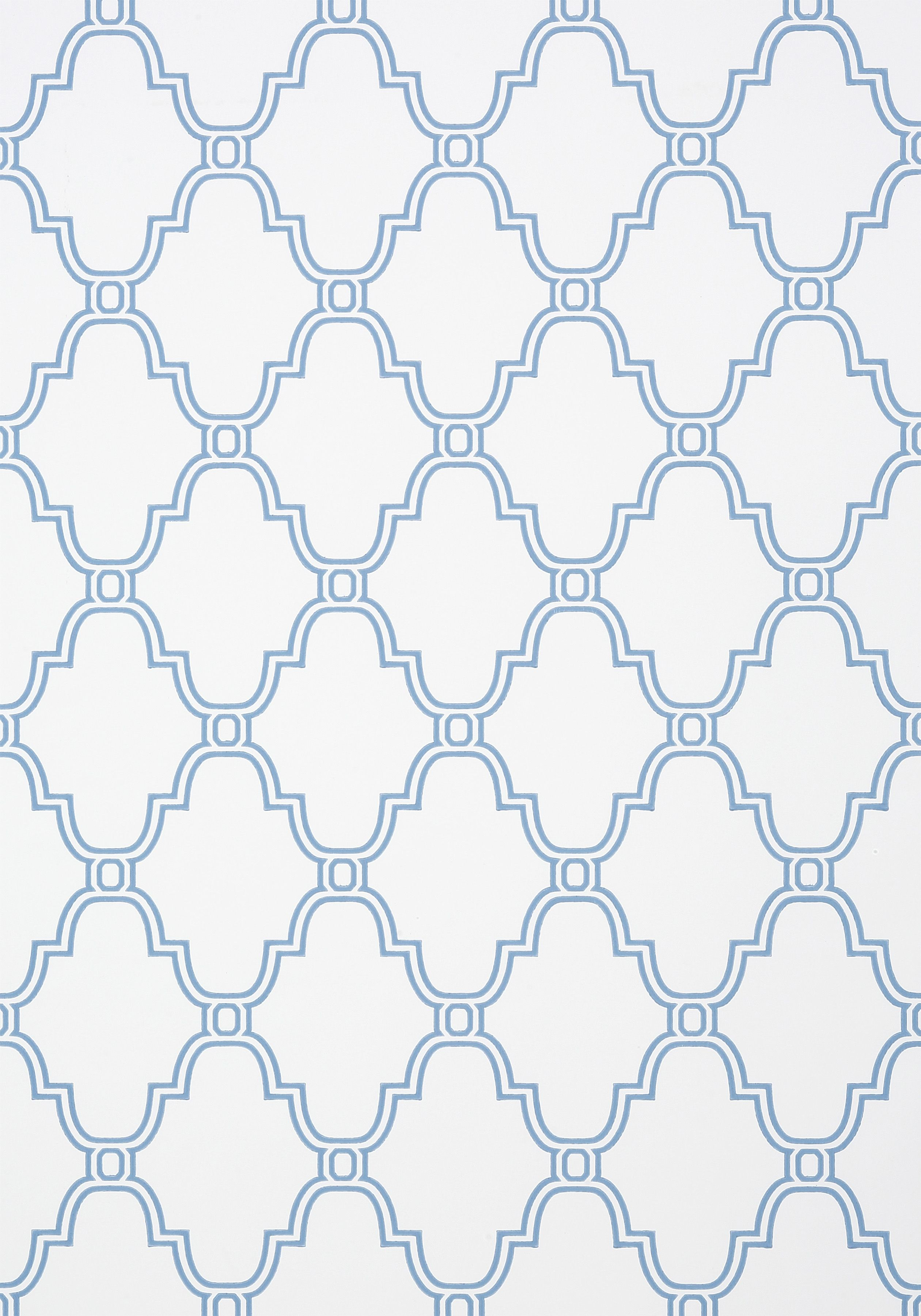 Stanbury Trellis Blue T35114 Collection Graphic Resource From