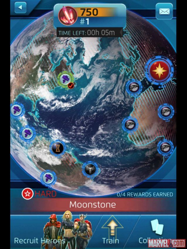 World map from marvel puzzle quest dark reign episode 1 marvel world map from marvel puzzle quest dark reign episode 1 marvel gumiabroncs Choice Image