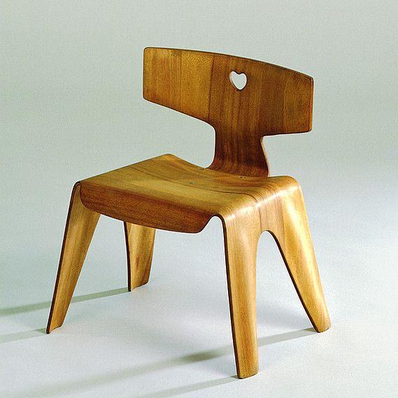Charles und Ray Eames Kinderstuhl Stühle für kinder