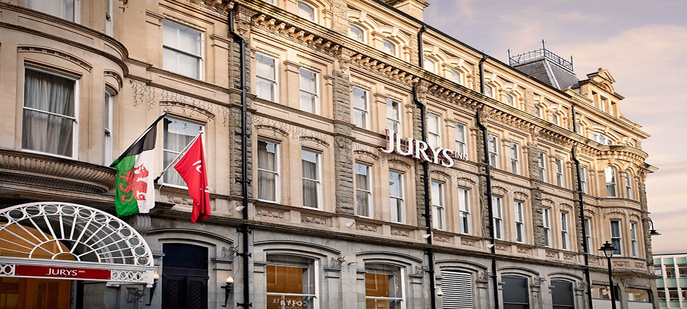 Our hotels are located in great city centre locations