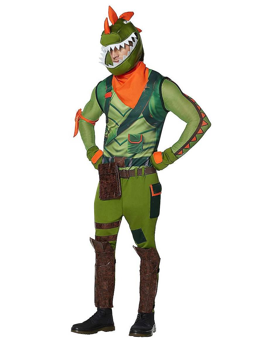 FortniteBoys Rex Costume Fortnite Size CHILD XL by