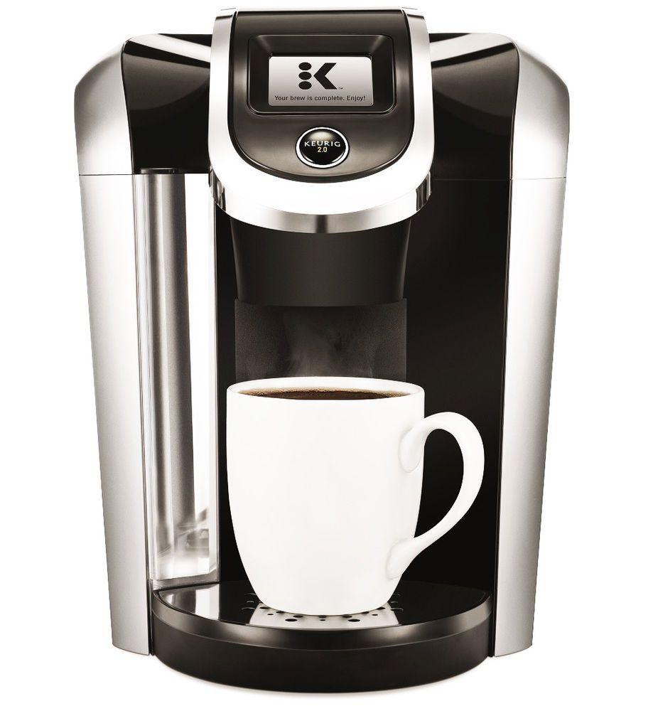 Details About Keurig 20 K400 Single Serve Coffee Maker Certified
