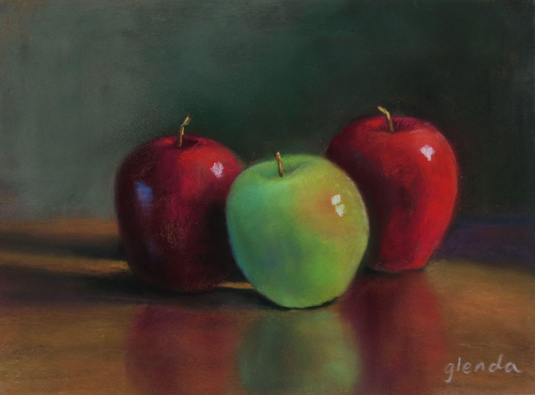 Art ideas image by martha williams pastel painting