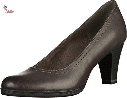 Tamaris 1 22471 29 femmes Escarpin gris, EU 40 Chaussures